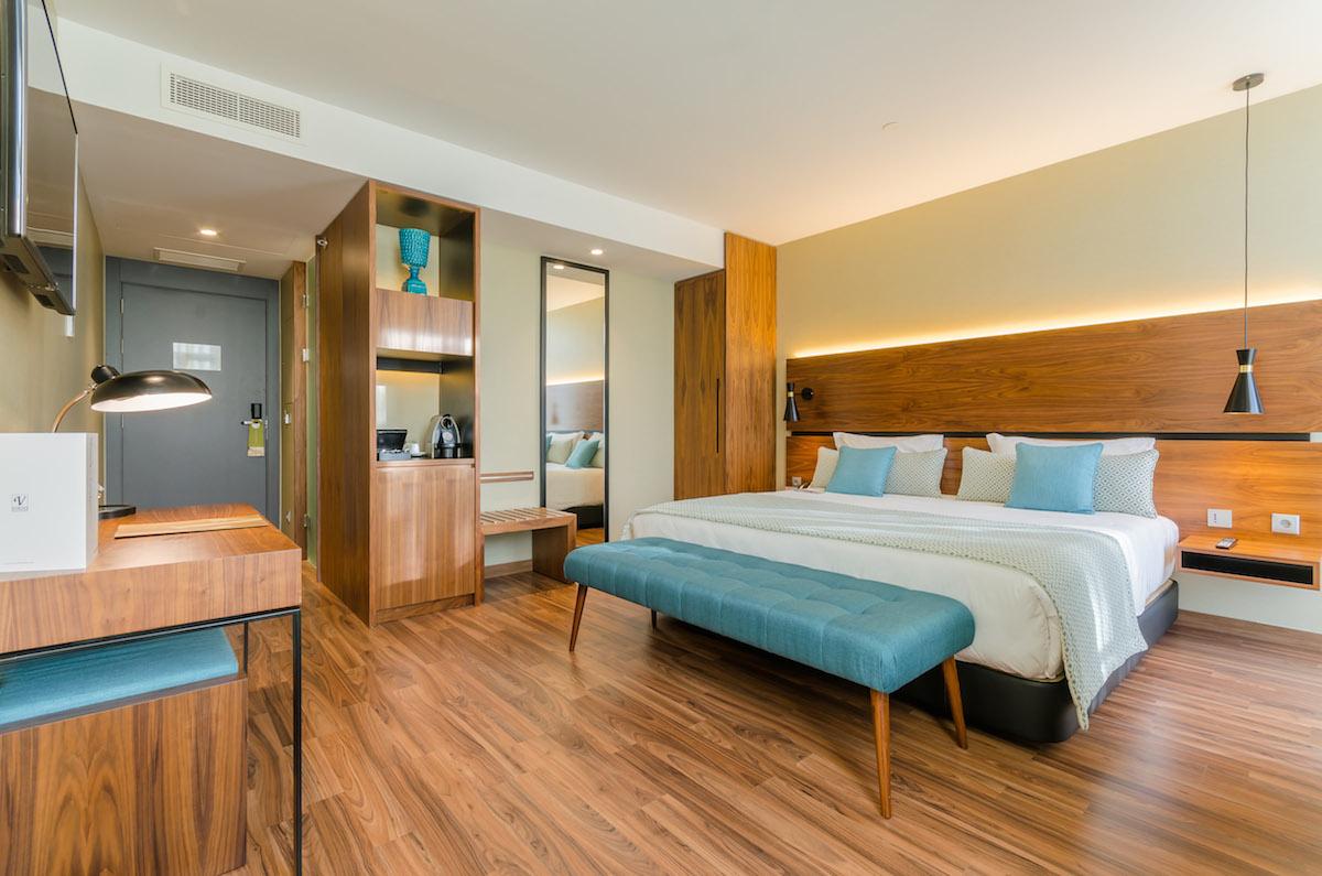 Habitaciones hotel vincci liberdade web oficial for Habitaciones familiares lisboa